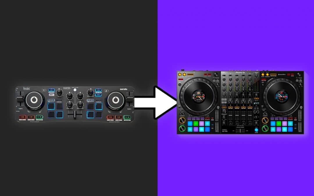 When to upgrade your DJ equipment!