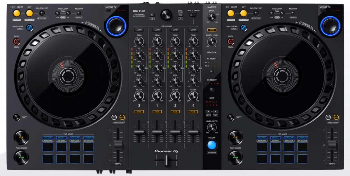 Pioneer DJ DDJ-FL6 Review